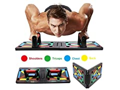 ZFIT Push Up Rack Board At Home Workout
