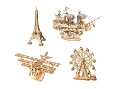 Hands Craft DIY 3D Puzzle, Your Choice