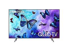 "Samsung 75"" Class Q6FN QLED Smart 4K TV"