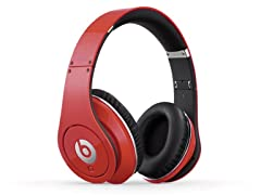 Beats Studio Over-Ear Headphones - Red
