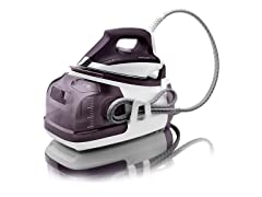 Perfect Steam Iron Station - Purple