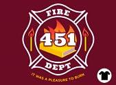 FIRE DEPT 451