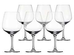 Schott Zwiesel Tritan 24-oz Burgundy Glasses (6)
