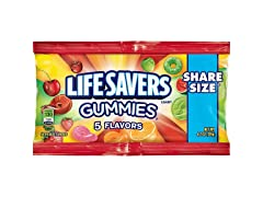 Wrigley Lifesavers 5 Flavors Gummies