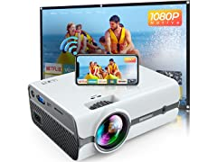 VANKYO Leisure 410W Pro Wifi Projector with Screen