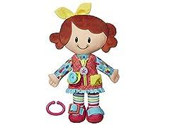 Playskool Classic Dressy Kids Girl Plush Toy