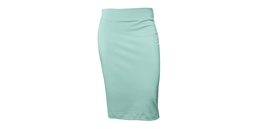 juniors pencil skirt mint