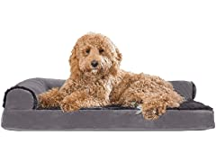 FurHaven Plush DLX Chaise