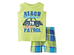 Beach Short Set (2T-4T)