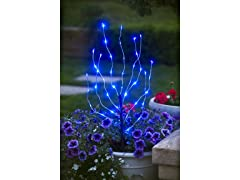 LED Branch Light, Blue