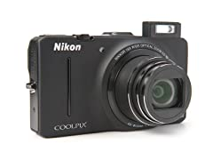 Nikon 16MP Digital Camera w/18x Opt Zoom