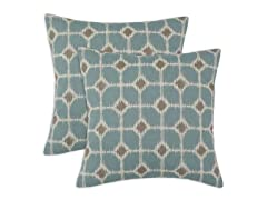 Sofie Cadet 17x17 Pillows - Set of 2