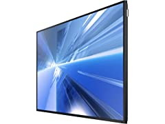 "Samsung DM55E 55"" Slim Direct-Lit LED Display"