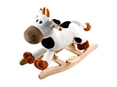 Connie Cow Rocker with Sounds