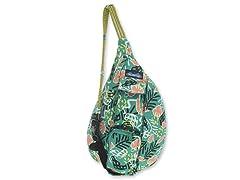 KAVU Mini Rope Bag Cotton Crossbody Sling