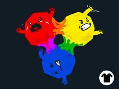 Color Wheel Chaos
