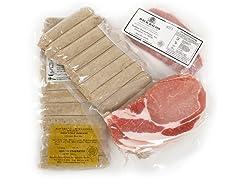 igourmet Irish Back Bacon & Bangers