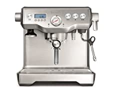 Breville The Dual Boiler™ Espresso Machine