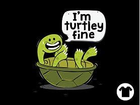 Turtley Fine