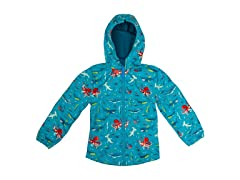 Stephen Joseph Kids' Print Rain Coat