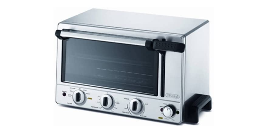 De Longhi Toaster Oven And Panini Press