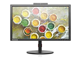 "Lenovo 21.5"" IPS Display w/ Webcam"