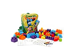 Crayola 60 Pc. Backpack Set