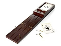 Knob and Heel Cribbage