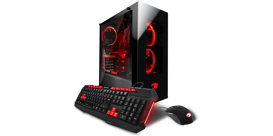 cfe8e7078bb iBUYPOWER ELEMENT003i Intel i7, GTX1080 Desktop