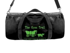 The Gym Trail Duffle Bag