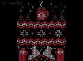 Ugly Holiday Sweater: 2014