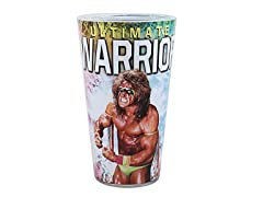 WWE The Ultimate Warrior 16oz Pint Glass