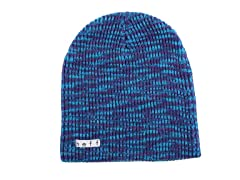 Neff Daily Space Dye Beanie- Blue/Purple