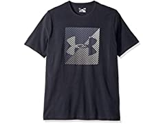 Under Armour Men's Linear Shift Short Sleeve Top