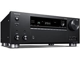 Onkyo 7.2-Channel 4K Network A/V Receiver