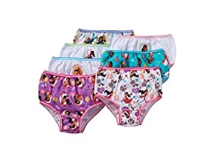 Disney Big Girls Elena Panty Pack Size 8
