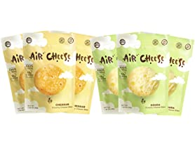 Air Cheese Crunchy Cheese Bites (6)