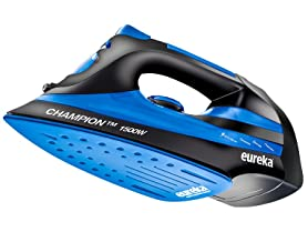 Eureka Champion 1500 Watt Iron-3 Colors