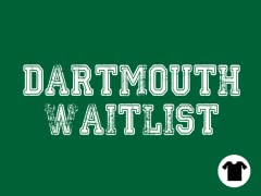 Dartmouth Waitlist