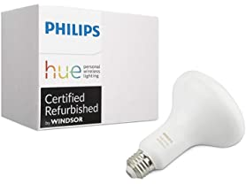 Philips Hue White Ambiance BR30 Single Bulb