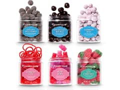 Candy Club Sweet Retreat 6 Pack