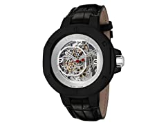Clerc Men's Icon 8 Luxury Watch - Black