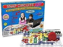 Snap Circuits XP -Build a Microcomputer!