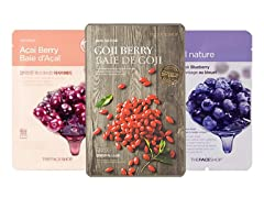 3-Piece Berry Mask Bundle Set