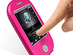 "8GB 3"" Touch MP3 Video Player - Pink"