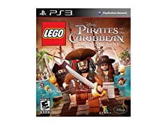 PS3 LEGO PIRATES OF CARIBBEAN