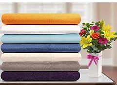 Superior Flannel Cotton Sheet Set