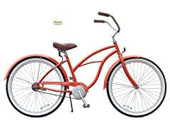 Women's Dreamcycle Single Speed, Orange