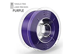 SainSmart PRO-3 PLA 3D Filament Purple