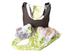 On the Run Kit 4 Bags - Lime
